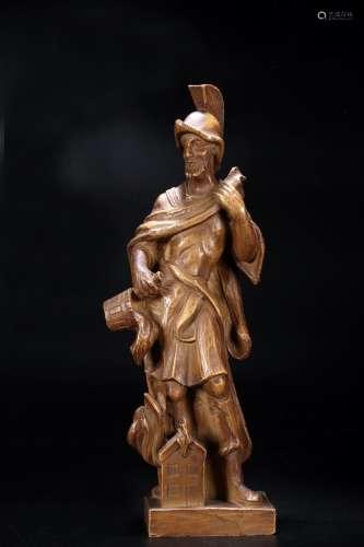 骑士雕塑 奥地利