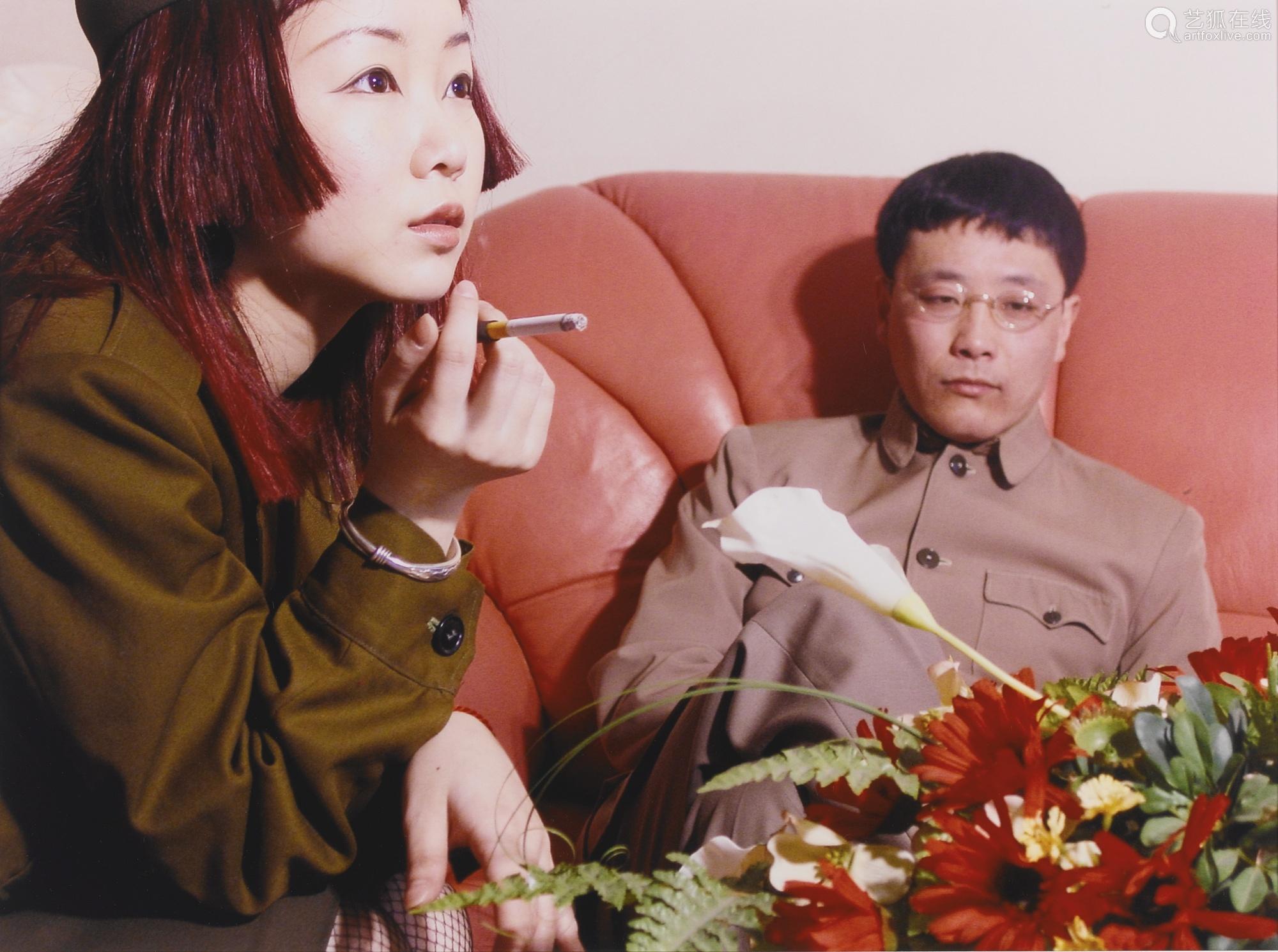 二〇〇三年作 杨福东 蜜 3