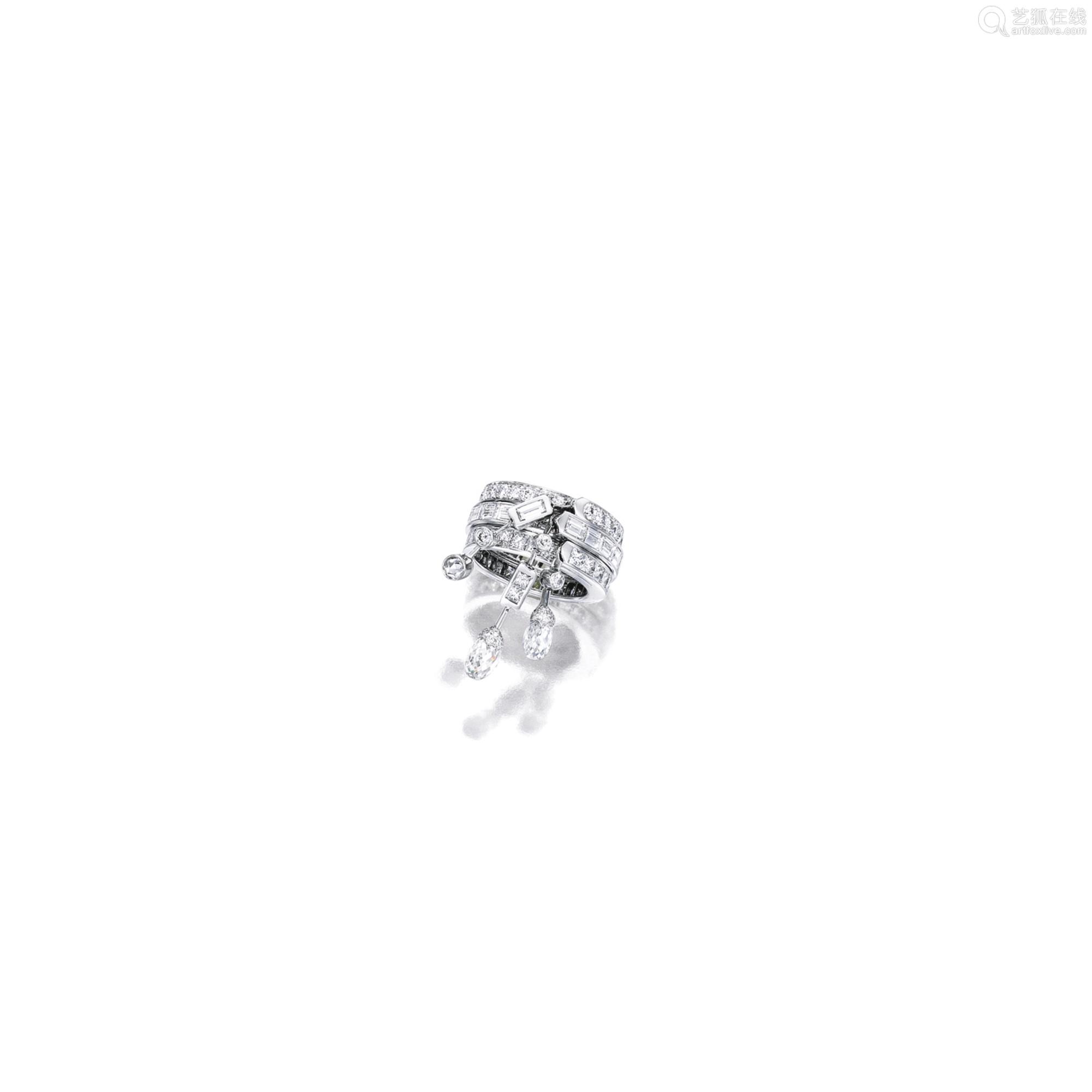 钻石戒指 尚美(Chaumet)