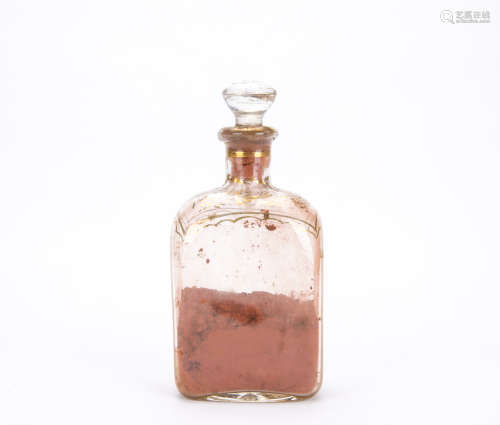 A Bottle of Chinese Snuff Powder