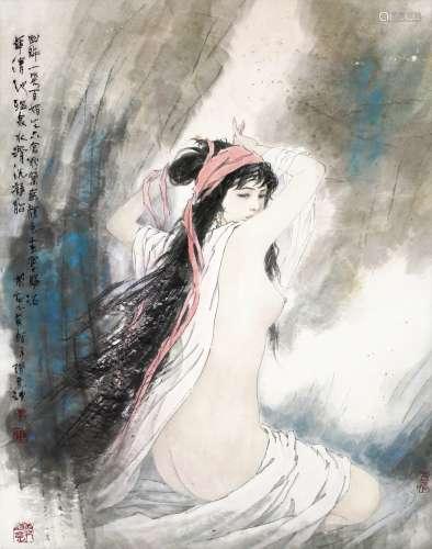 张惠斌 - 贵妃出浴图
