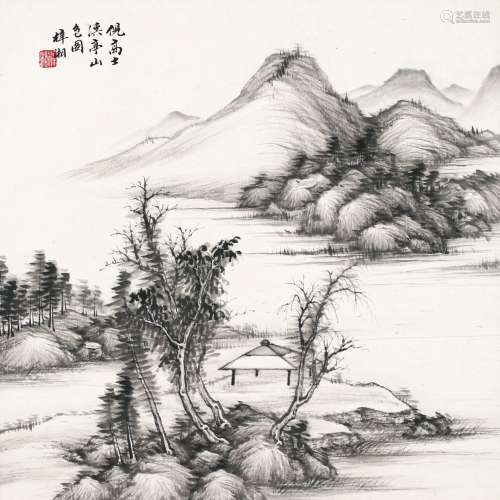 殷梓湘 - 山水