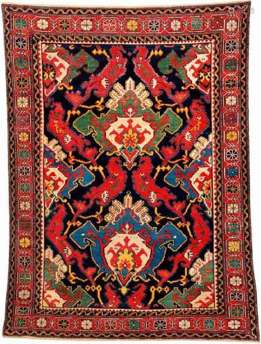 Dragon Shirvan 'Rug',