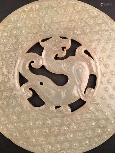 The Han Dragon Disc Bi
