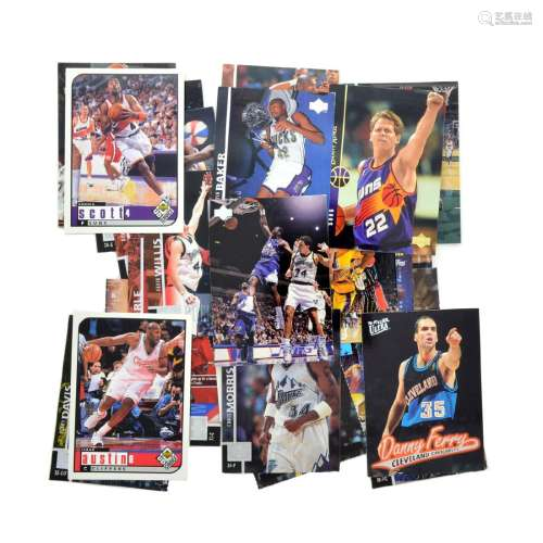 Assorted Basketball Cards 25ct.