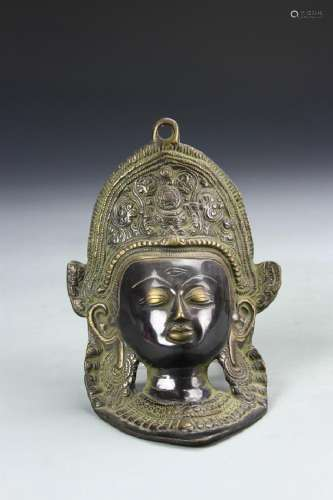 Chinese Buddha Plaque