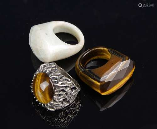 Three Chinese Rings