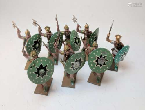 Mignot Gauls with Axes