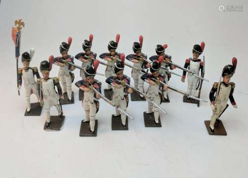 Mignot Grenadiers Standing Firing