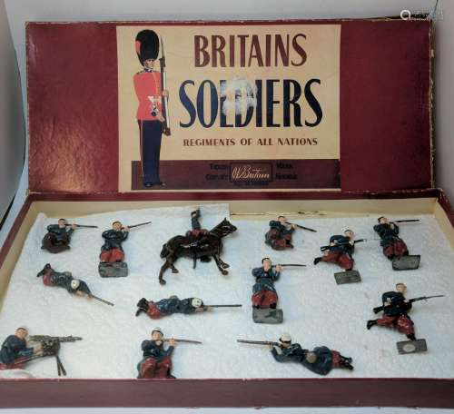 Britains 2095 French Foreign Legion