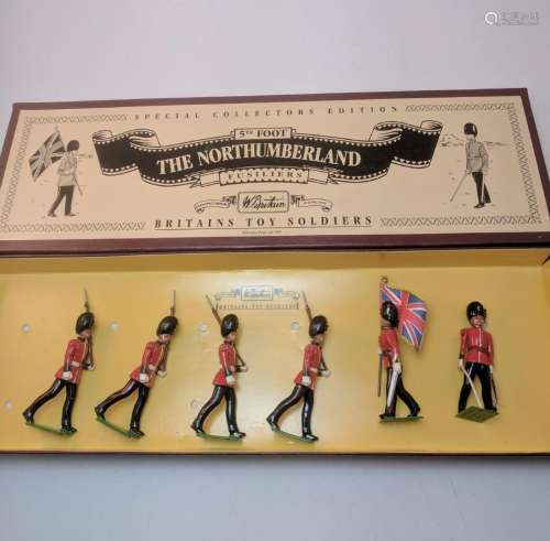 Britains 8867 Northumberland Fusilier