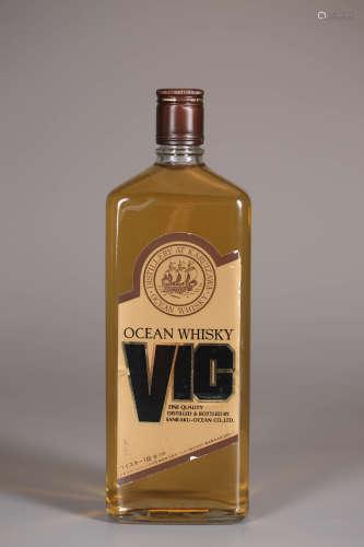 轻井泽VIC特装威士忌