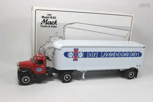 2/34 DIE-CAST ST. JOHNSBURY TRUCK MODEL