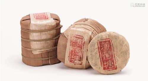 2014年 私人订制古树精选薄荷塘普洱茶
