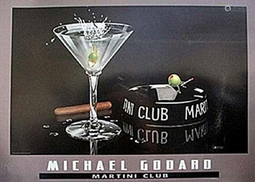 """Martini Club""   Michael Godard"