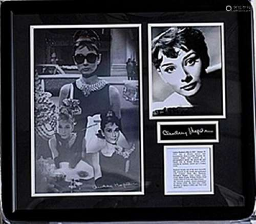 Actress, Audrey Hepburn Hologram