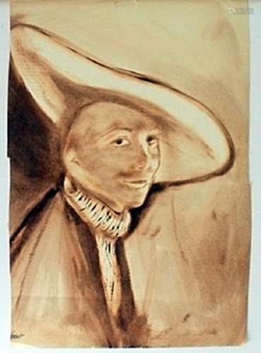 """""""Grand"""" Original Oil Painting -  William Verdult"""