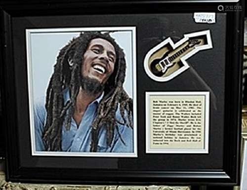 Bob Marley & guitar AR5717