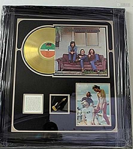 Crosby, Stills and Nash Giclee HE5075
