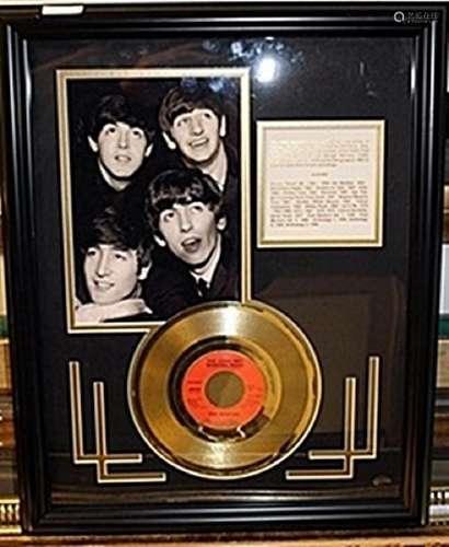 The Beatles & Gold Album AR5914