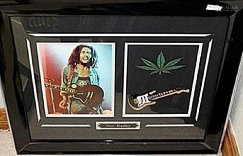 Bob Marley & guitar AR5715