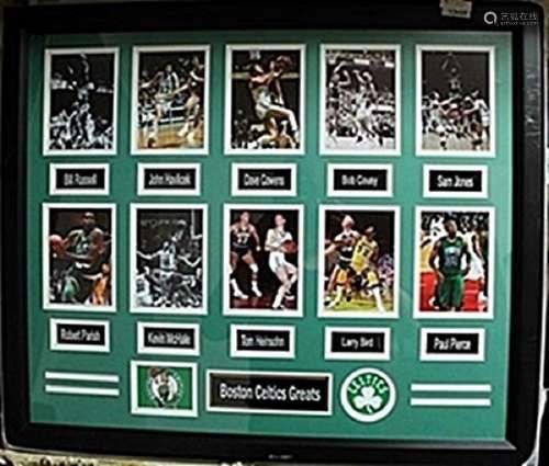 Boston Celtics Greats AR5701