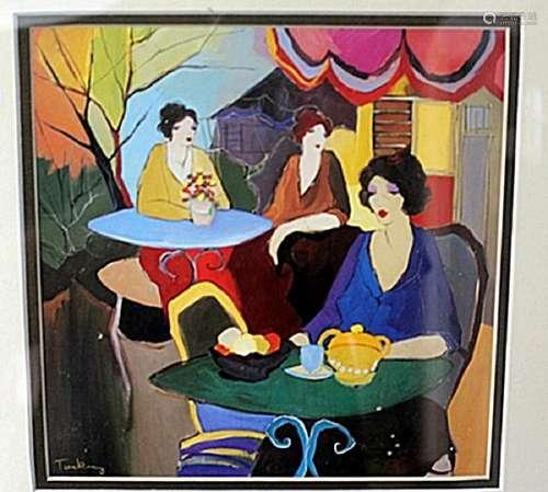 """CAFÉ YARDEN"" by ITZCHAK TARKAY"