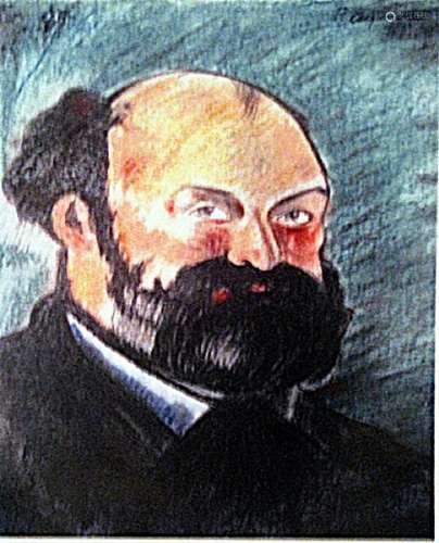 Paul Cezanne - Self Portrait