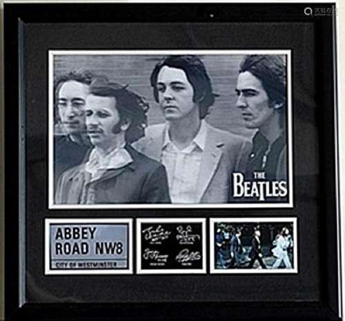The Beatles Hologram