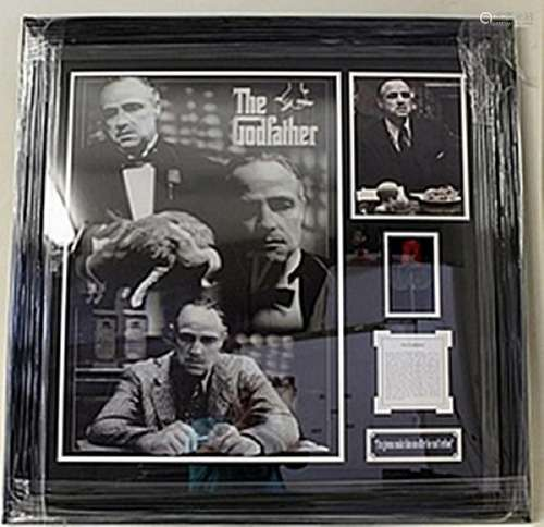 The Godfather Giclee with Rose HE5085