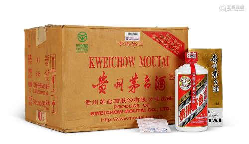 2003年飞天牌贵州茅台酒(原箱)