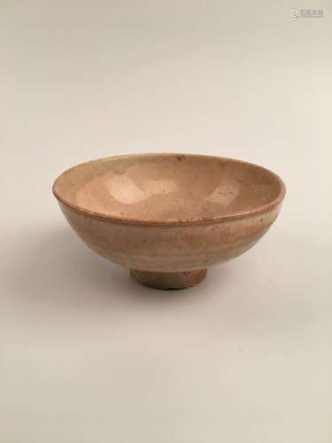 Chinese Yuan Celadon Glazed Porcelain Bowl