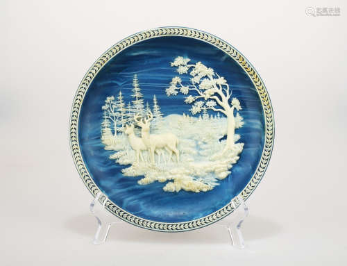 Collector's Plate by Don Cliff.C284.