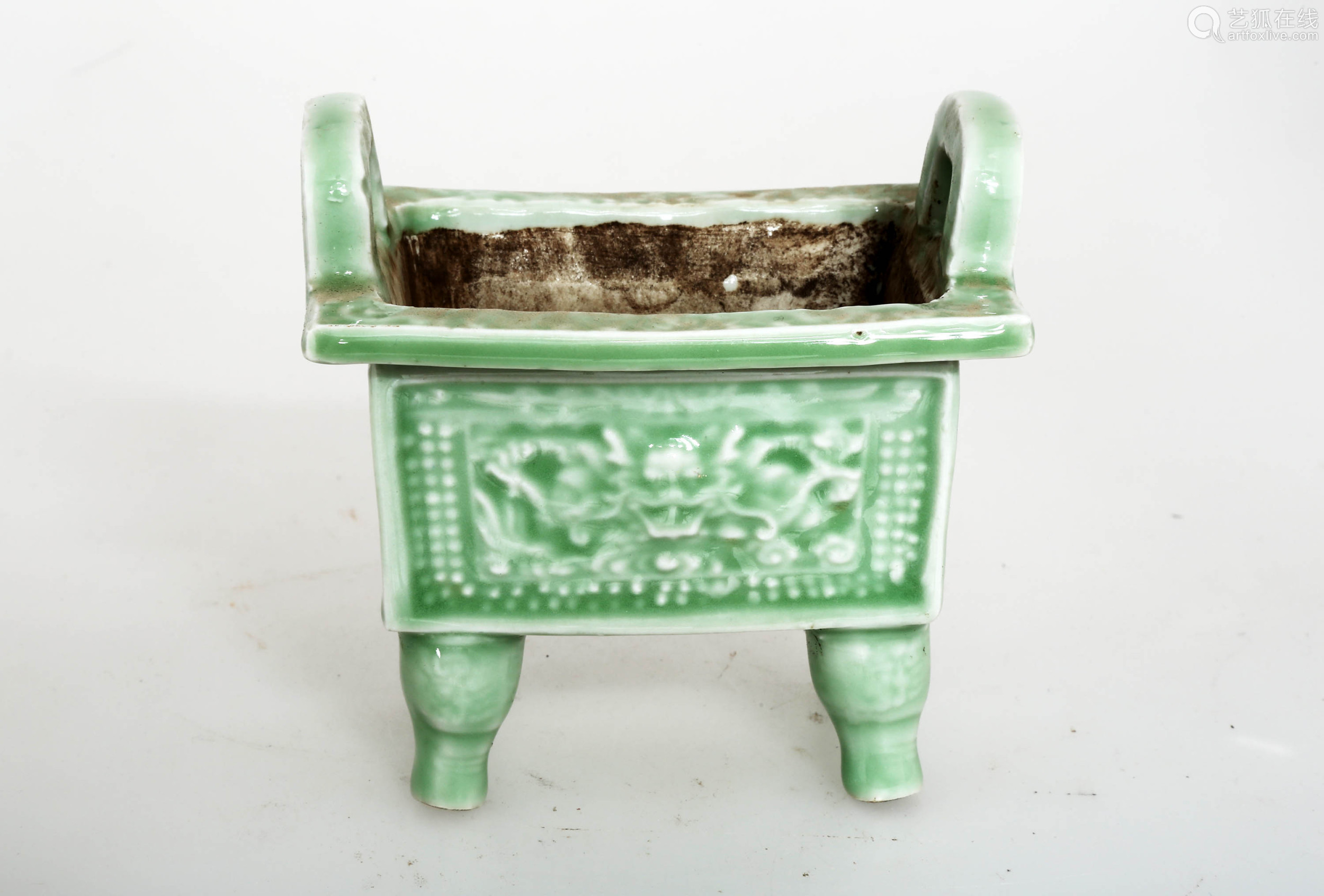 A YINGQING DING-FORM CENSER.C289.
