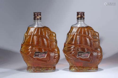 轻井泽8年船瓶