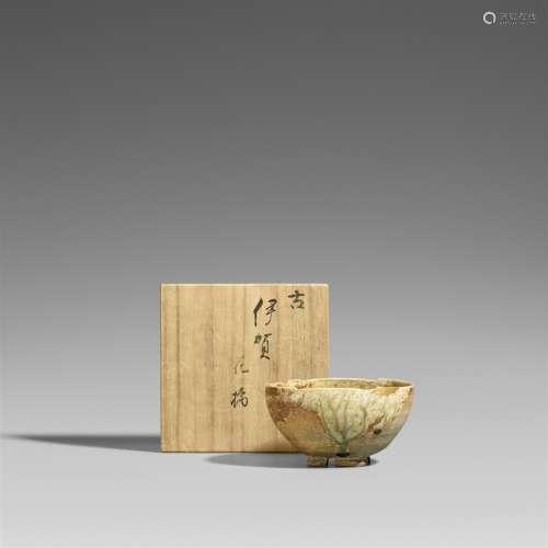 Chawan. Iga. Edo-Zeit, 17. Jh.