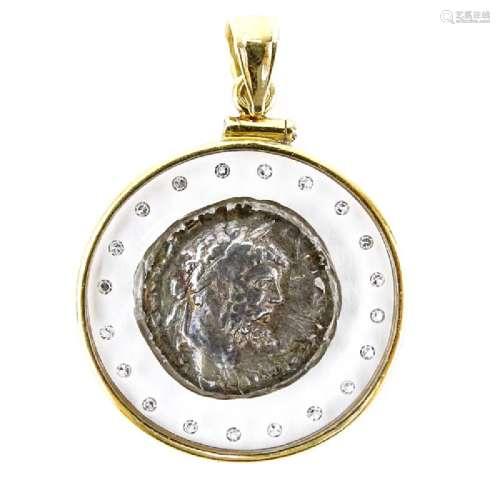 Roman Empire: Marcus Aurelius ( A.D. 139-161 ) Silver