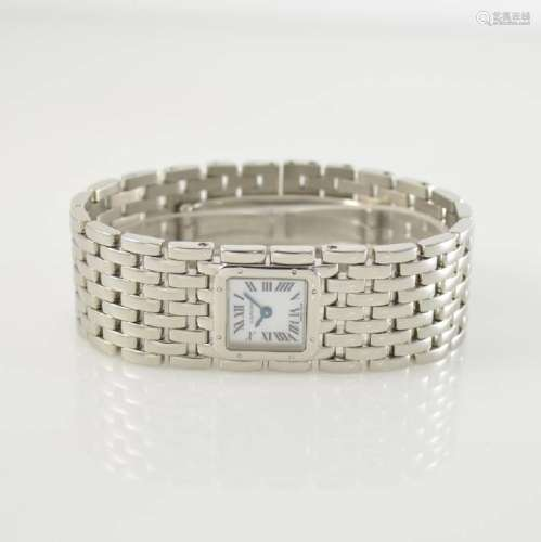 CARTIER Panthere Ruban ladies wristwatch