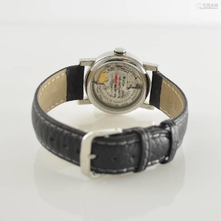 MONDAINE Railways wristwatch, Switzerland around 1995