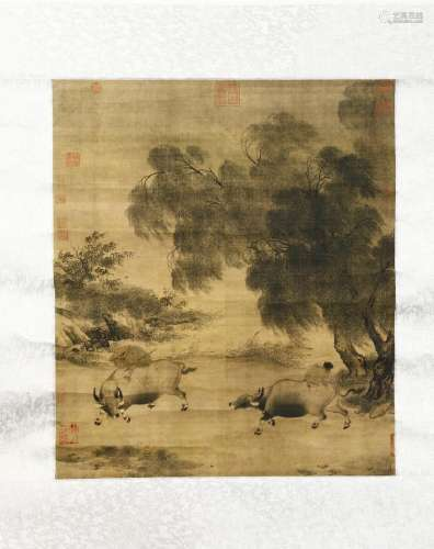 Chinese Classic Hanging Scroll