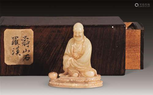 17世纪 尚均黄芙蓉罗汉香供