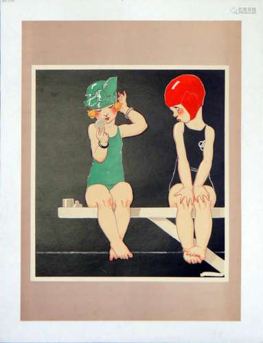 Streetside Expression LIMITED EDITION Giclee on