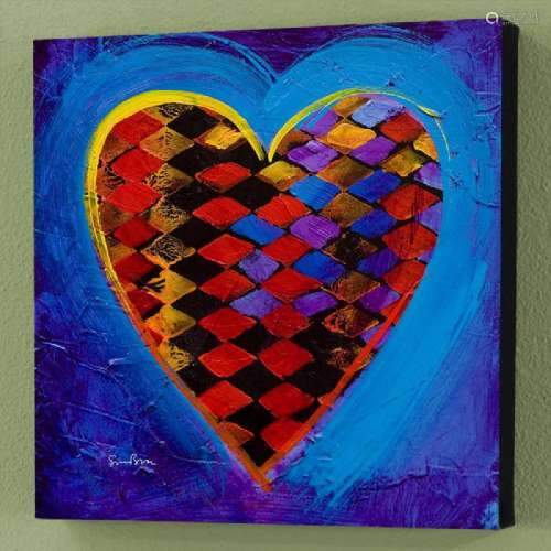 It's A Love Thing II Limited Edition Giclee on Canvas