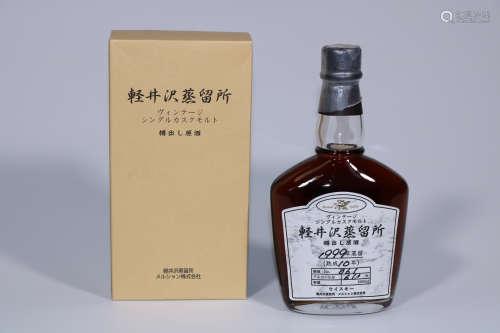軽井沢蒸留所 樽出し原酒1999 /10年