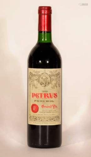 1 bottle 1988 Petrus
