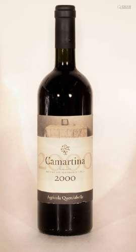 6 bottles 2000 Camartina