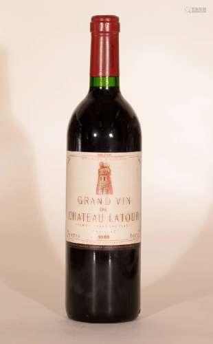 1 bottle 1986 Chateau Latour