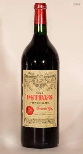 1 Magnum bottle 1985 Petrus
