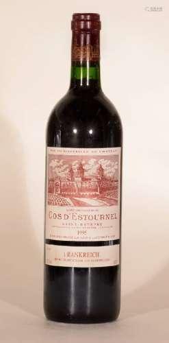 1 bottle 1995 Cos D´Estournel