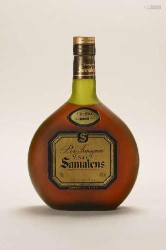 1 bottle 1988 Bas-Armagnac